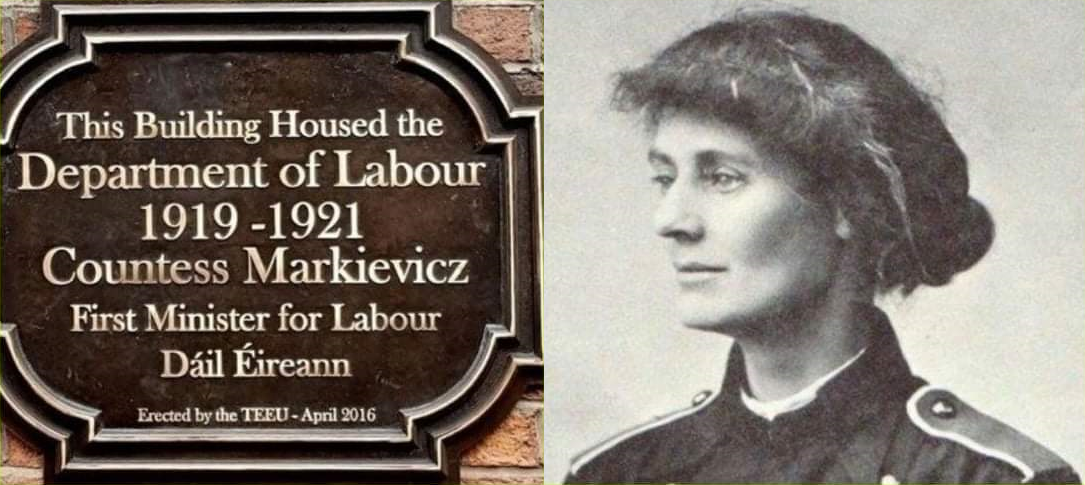 Constance Markievicz Lecture 2020