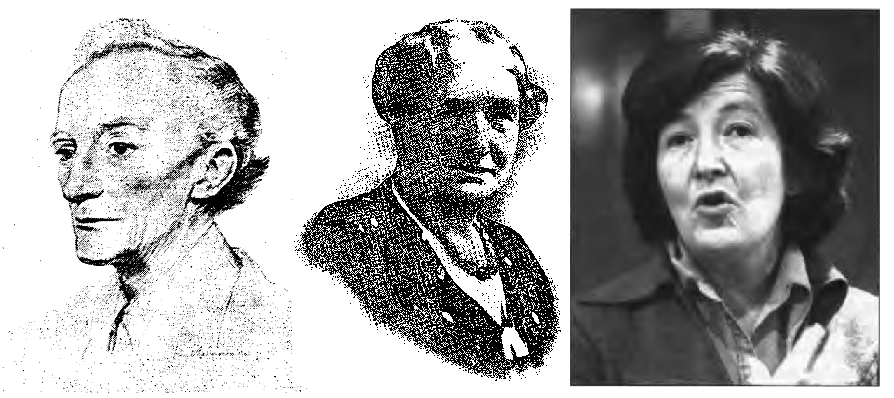 7 women of the labour movement